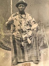 The initiator and founder of ACIU Late Chief Lazarus Ebe Ifendu
